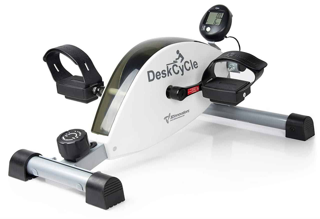 deskcycle to lose weight