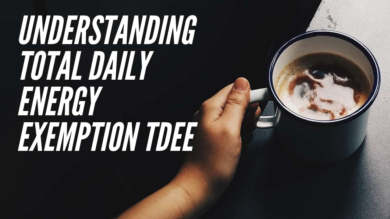 what is tdee?